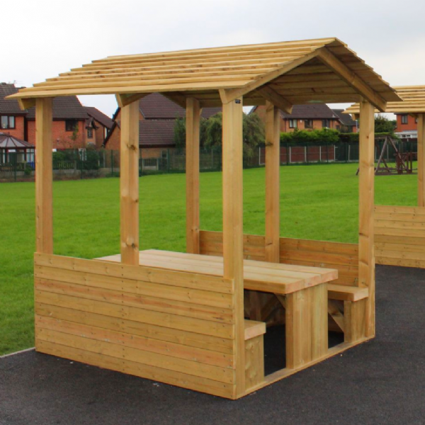 Covered Outdoor Learning Zone